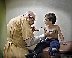 Shouldn't This Boy Be Able To Keep Seeing His Doctor?