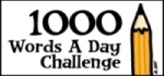1000 Words A Day Challenge from Debbie Ohi