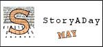 Story A Day May Badge