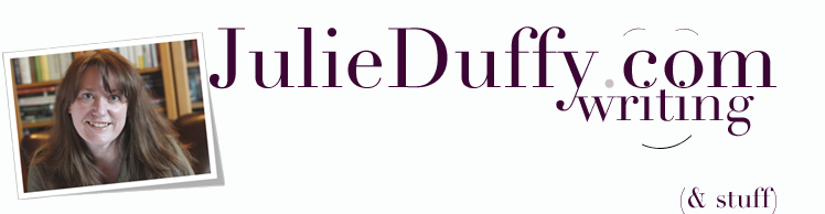 Julie Duffy Writing (& stuff)