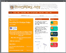 StoryADay Facelift